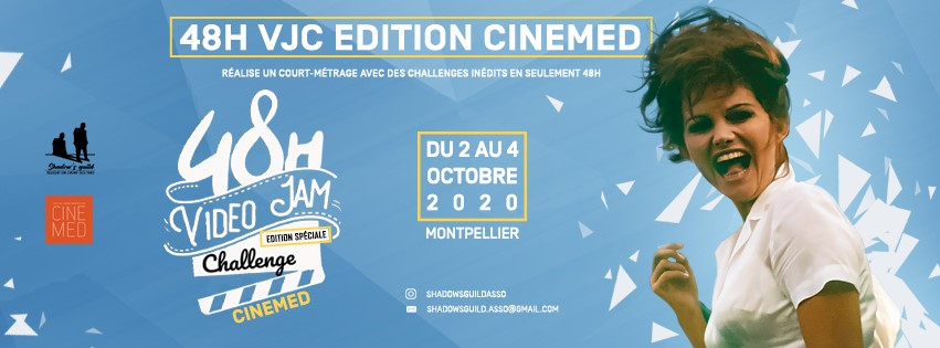 48h Video Jam Challenge Cinemed