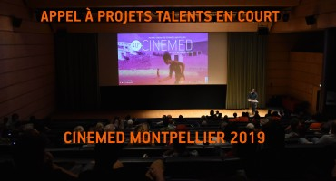 Talents en court Projet Scenario Cinemed Montpellier